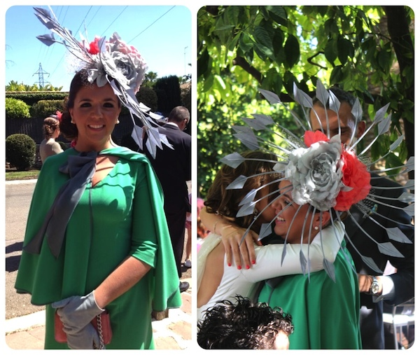 Maria Puerta boda