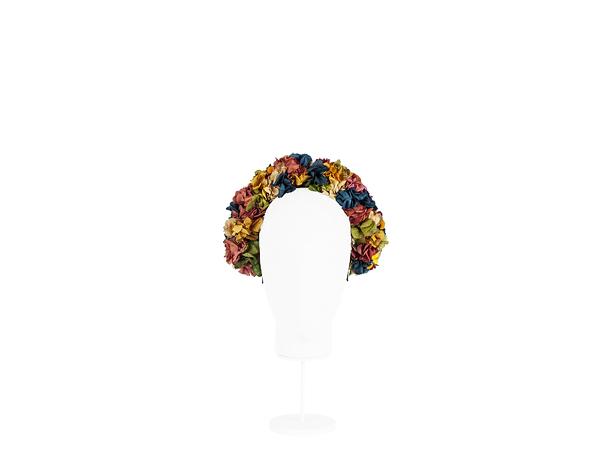 corona hortensias frida