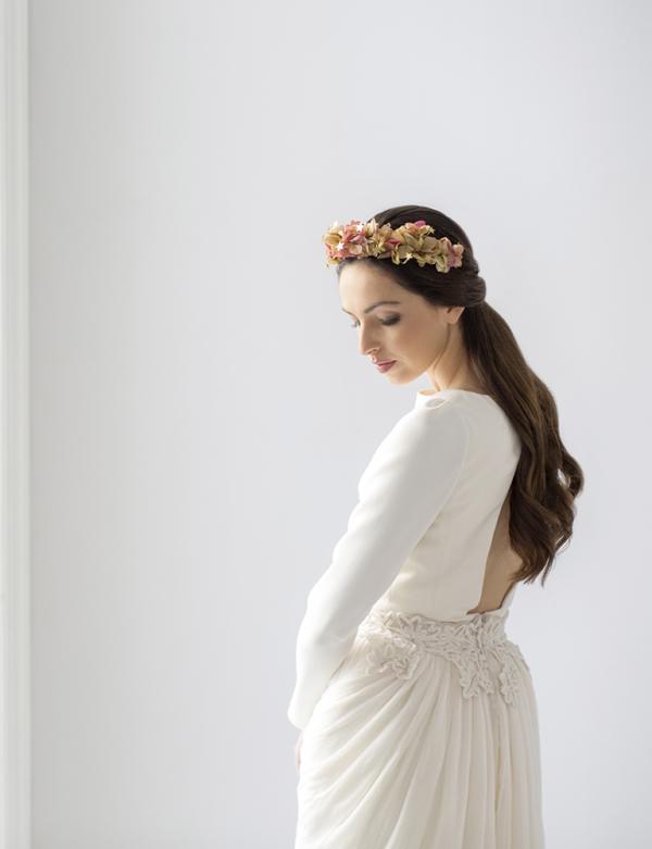 novia tousette corona perseo