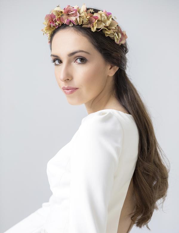corona perseo hortensias