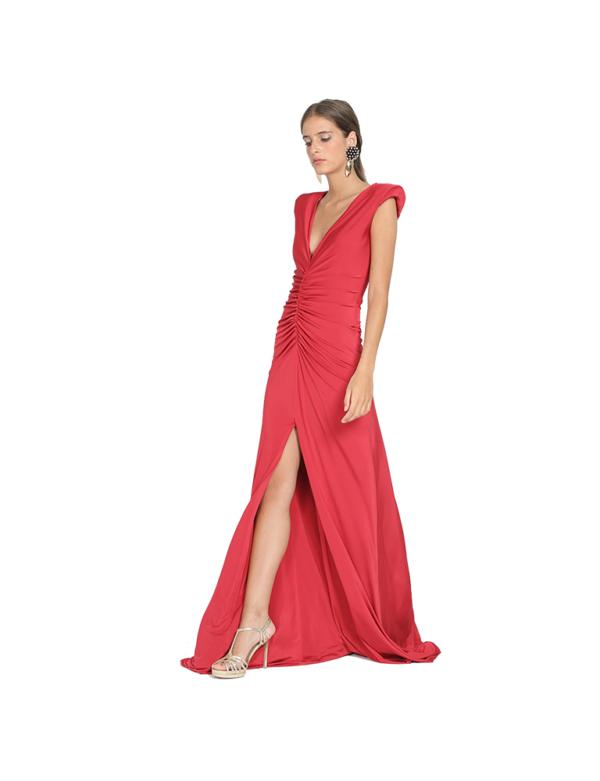 Vestido Celia Frontal