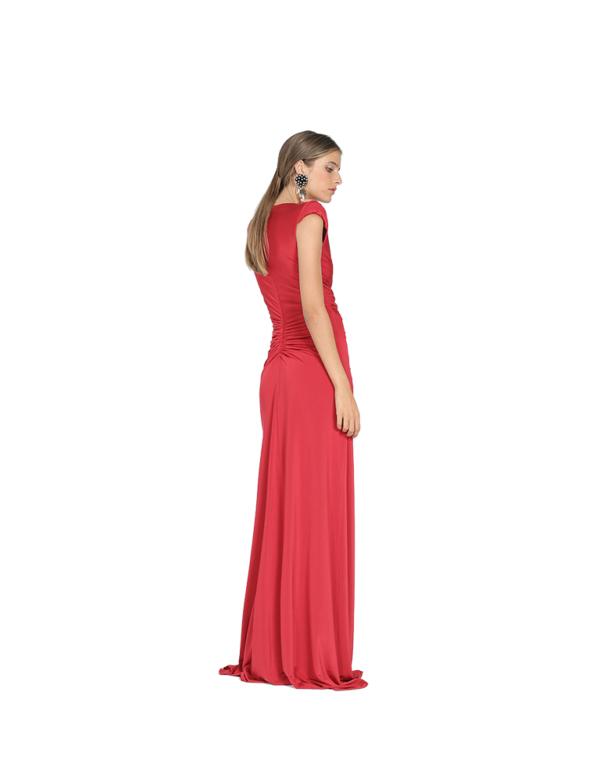 Vestido Celia trasero