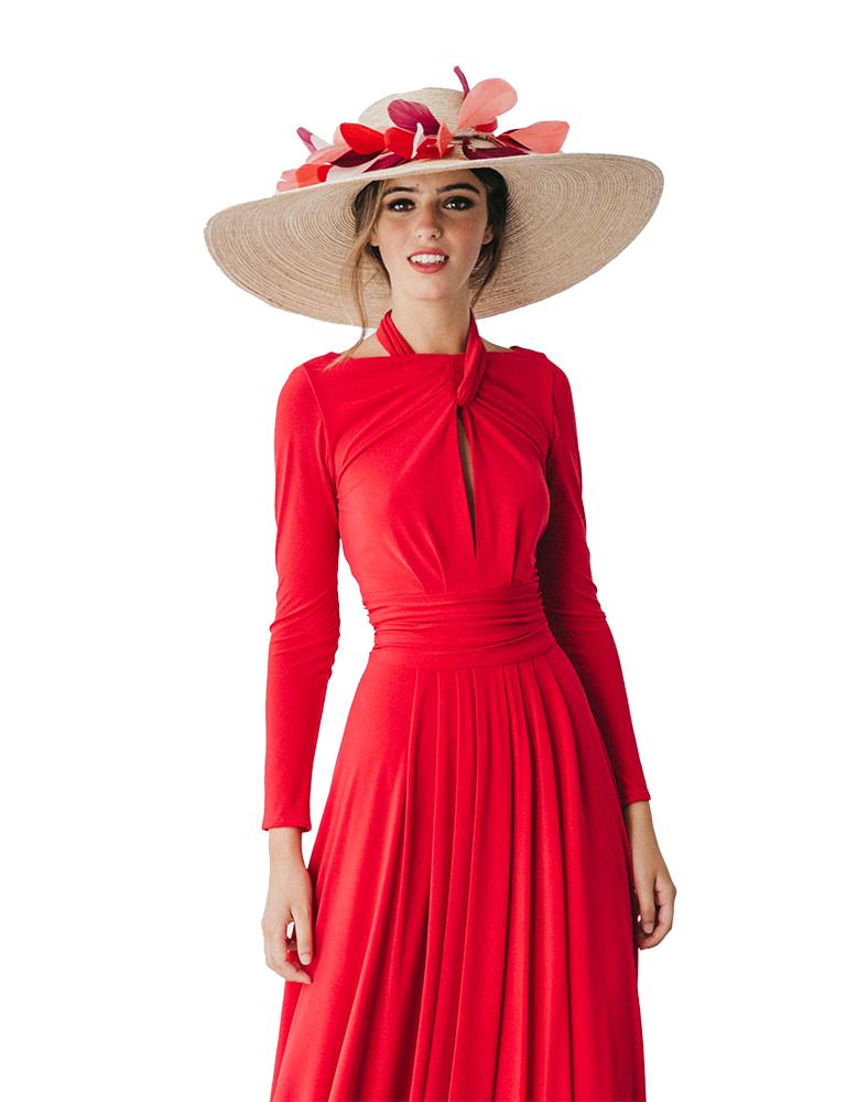 Vestido Kensington Frontal